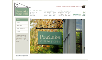 www.peaslakevillagestores.com
